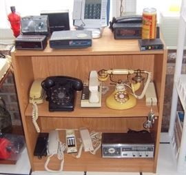 Vintage and Collectible Telephones