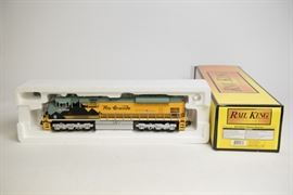 Rail King by MTH Electric Train Company SD70ACe Diesel Engine