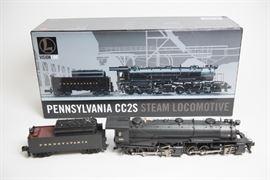 Lionel VisionLine Pennsylvania CC2S Steam Locomotive