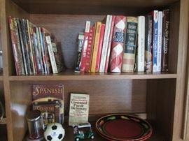 Books & Cookbooks