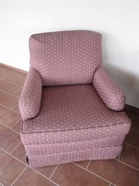 Occasional Upholstered Chair