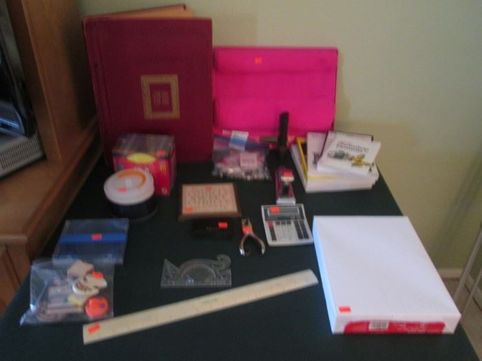 More Office Supplies