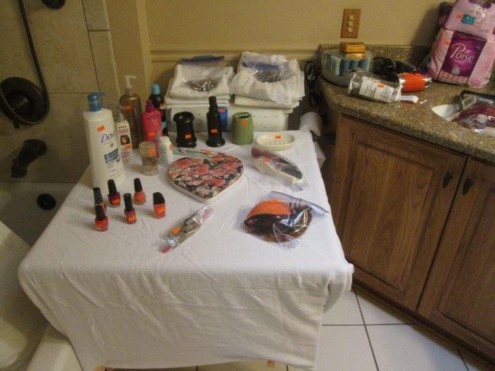 Bath Supplies