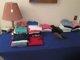 Variety of Clothing