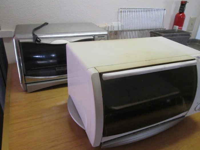 2-Toaster Ovens