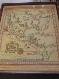 Vintage North America (Needlepoint?)