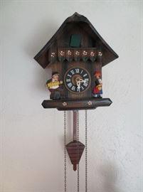 Cute German Cuckoo clock