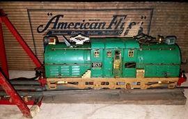 Engine #4637