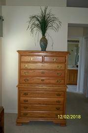 6 Drawer Chest Dresser