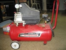 Alton - Air Compressor 3 HP - 11-gallon - Model AT-01205-11