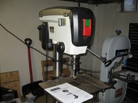 JET - 16 Speed  woodworking drill press - Model JDP-17