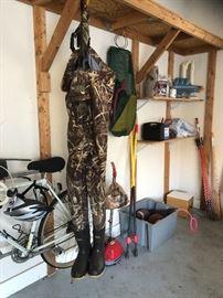 Camouflage Clothes, Bianchi Bike