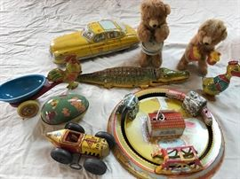 More exceptional vintage toys