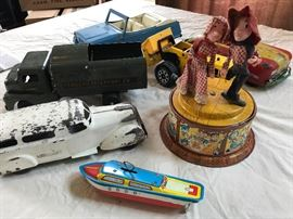 More vintage toys!