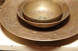 9. Lot of Twelve 12 Brass Decorative Items