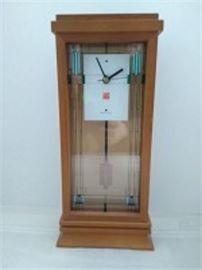 Frank Lloyd Wright Collection Bulova Clock