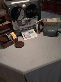 05 Vintage AKAI X355 Reel to Reel