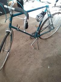 07 Vintage Motobecane 5 Speed Bicycle