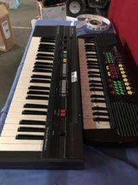 Realistic Concertmate 660 and Elegance 4918 Keyboa ...