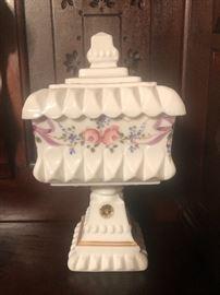 WESTMORELAND Wedding Basket (matching pair)