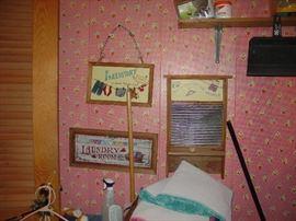 wall art- laundry