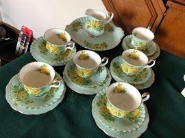 Royal Albert Dessert Set