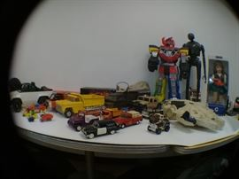 Tonka and Ertl Trucks