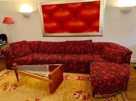 Vintage Roche Bobois sofa
