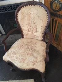 Vistorian Chairs