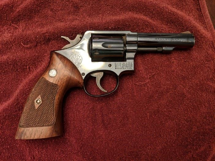 Smith & Wesson 38 Special - Permit Required