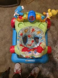 Childs bouncer