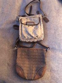 COACH CROSSBODY / MESSENGER BAGS