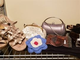 Ladies Designer shoes and handbags