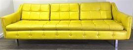 Sunshine Vintage Sofa                https://ctbids.com/#!/description/share/74255