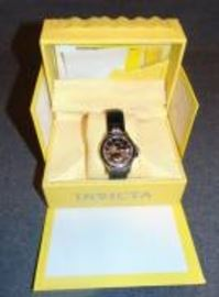 Invicta 18k watch