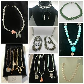 Collage Jewelry