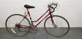 Vintage 1979 Schwinn World SportRed10 Speed Bicycle