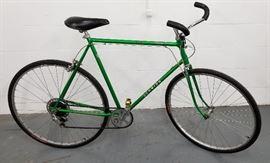 Vintage 1976 SchwinnLime Green Varsity Bicycle