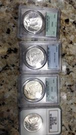 Coins Silver Dollars