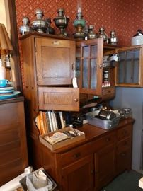 Boone Cabinet
