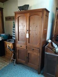 Pie Safe cabinet