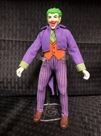 1973 Mego The Joker Fist Fighter WGSH 8 Action Figure