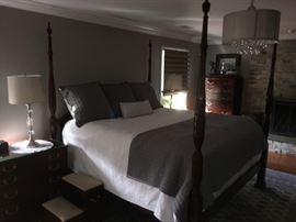 Henkel Harris Kingsize Rice bed