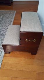 Henkel Harris bed step