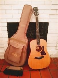 *New* Taylor Big Baby guitar with bag and strap