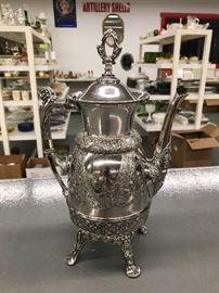 Silver Marked: Meriden B. Company