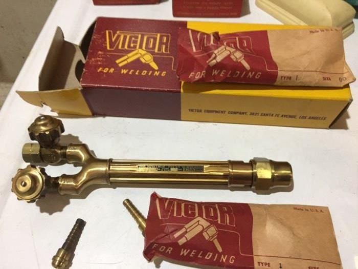 """Victor"" Welding Torch"