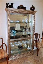 Beautiful curio cabinet