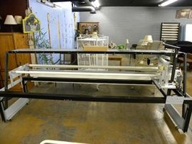 Handy Quilter HQ 16 Sewing Machine & HQ 16 Long Arm Quilting Machine
