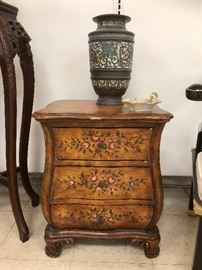 Small chest of Drawers, we have a pair!